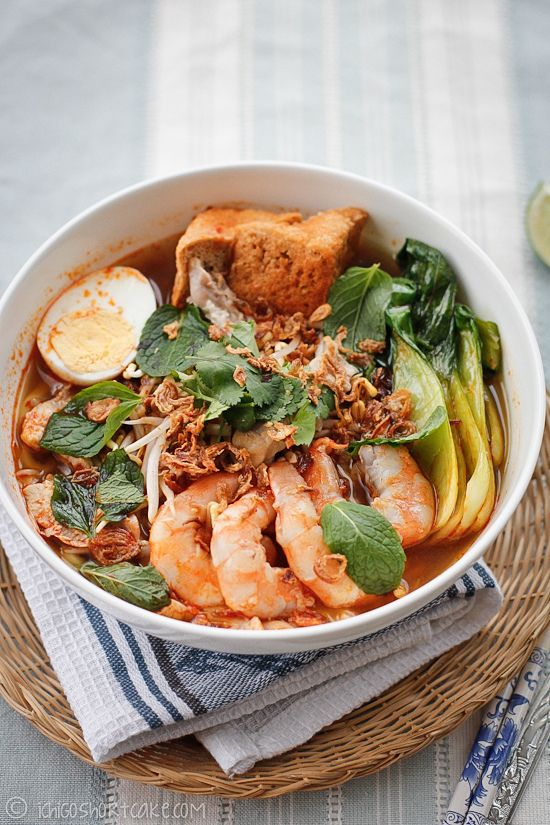 Har Mee - prawn noodles.   THE LIBYAN  Esther Kofod  www.estherkofod.com