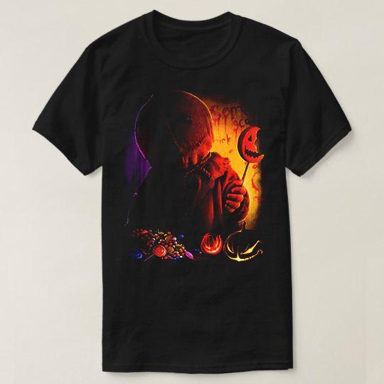 Trick Or Treat Sam Halloween Custom Shirts