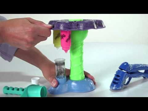Doh Vinci Deluxe Styler Set Memory Masterpiece Art Crafts Studio Review, DohVinci Hasbro Toys - YouTube