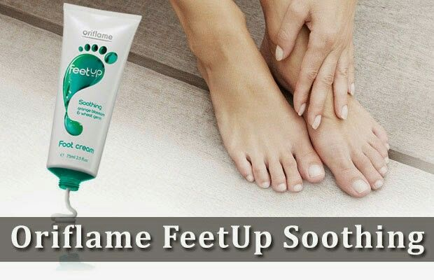 Relieves tired and parched feet and heels with penetrating moisturing care @ Tsh12,000