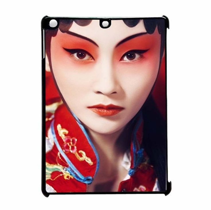 Girl Chinese Opera 2 iPad Air Case
