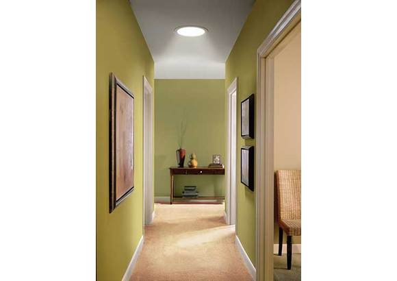 Sun tunnel in hallways skylights pinterest solar for Sun tunnel light