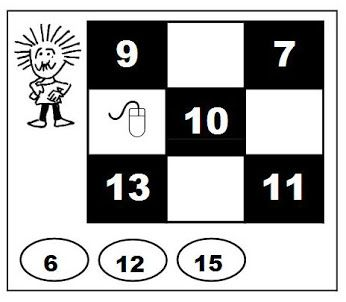 """I numeri nello  schema sono  aritmeticamente legati in  """" tutte le direzioni"""".Quali dei  tre in basso  servono per  completare esattamente il  quadrato? #albusenigmistica #enigmistica #albus #giocomatematico"""