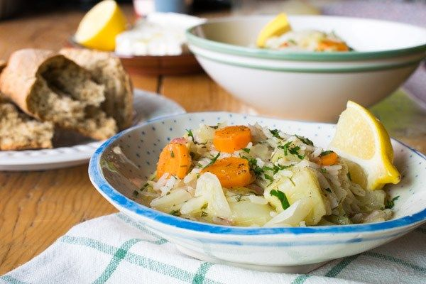 BEST CABBAGE AND RICE STEW RECIPE