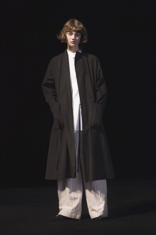 Y S Spring Summer 2019 Ready To Wear Collection Paris Yohji Yamamoto Japanese Fashion Designers Japanese Outfits