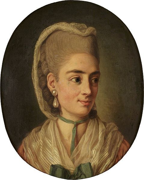 Per Krafft the Elder (1724–1793): Portrait of an unknown lady