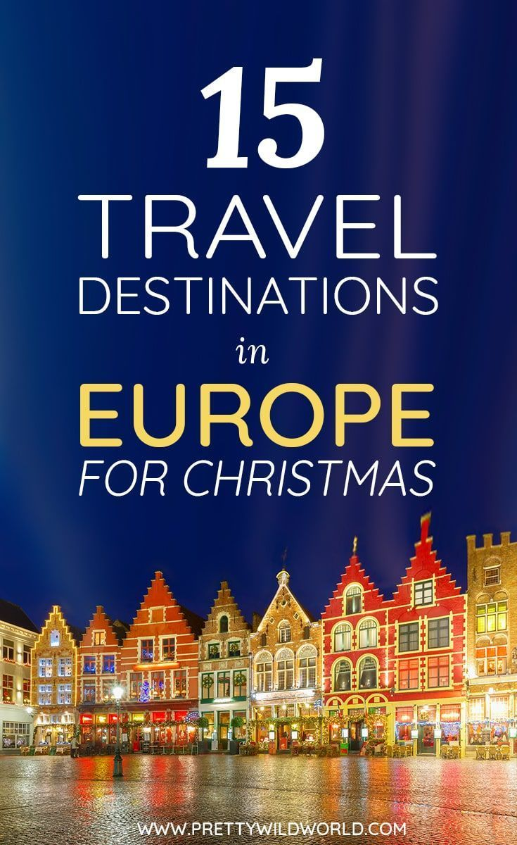 Christmas Travel Deals 2019 Top 15 Destinations to Spend Christmas in Europe for 2019