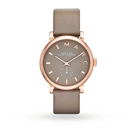 Ladies Watches - Marc by Marc Jacobs Baker Ladies Watch - MBM1266