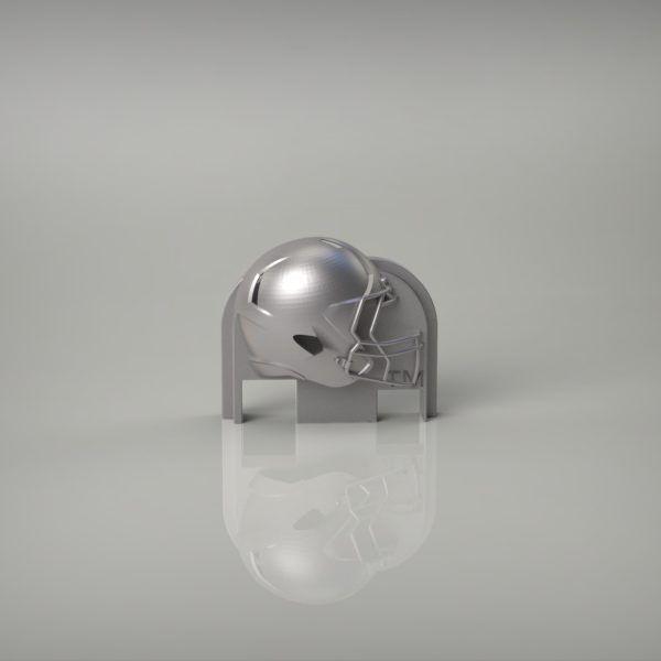 football helmet slide plate