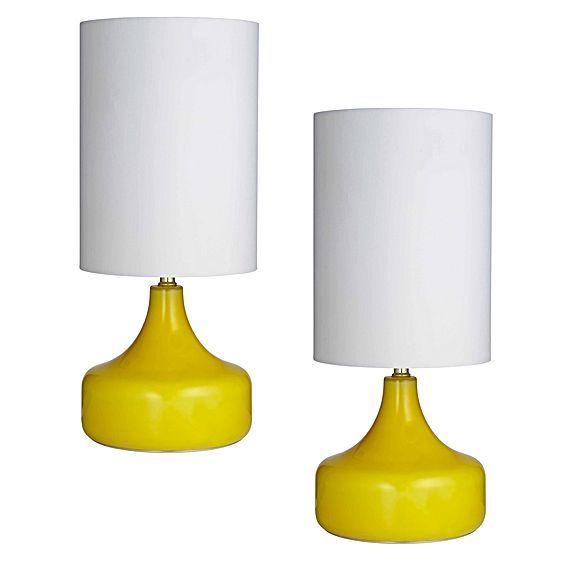 Soho Table Lamp (Set of 2) by Amalfi