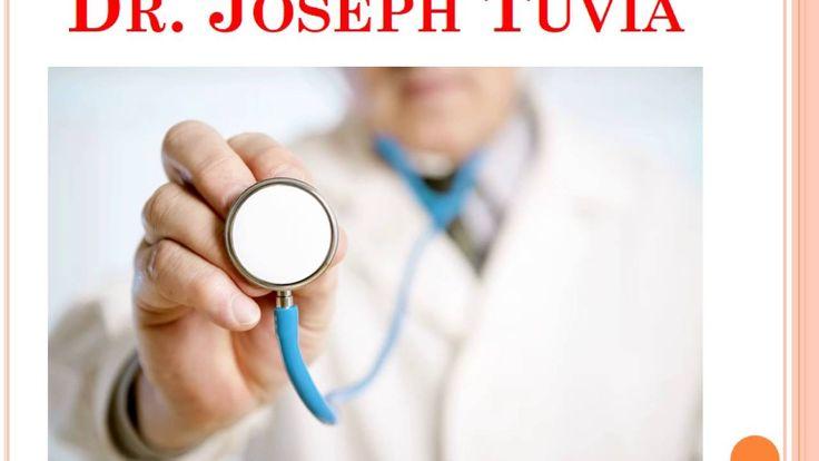 Dr Joseph Tuvia Profile
