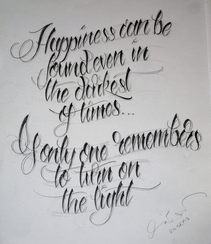 Harry Potter Quote Tattoo Script Happiness Can Be Found