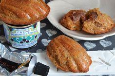 Recette de madeleines à la crème de marrons : une version ultra gourmande de ce petit gâteau moelleux et si facile à faire !