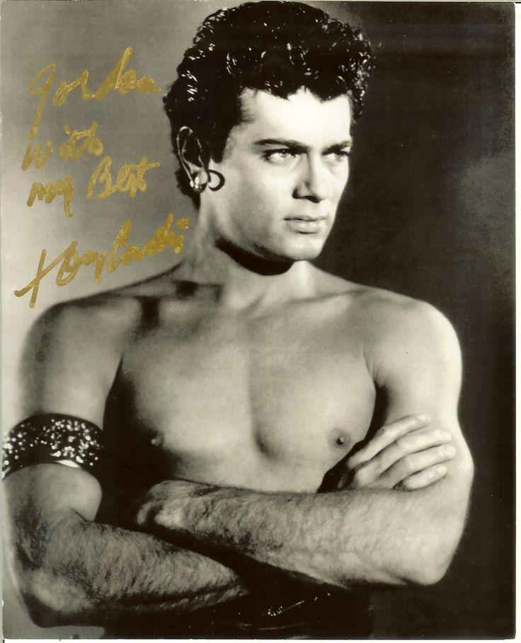Tony Curtis (Spartacus-1960) Oh my gosh