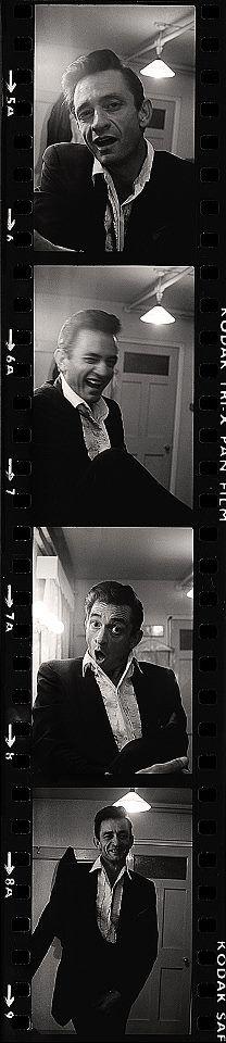 Selfie, Johnny Cash style