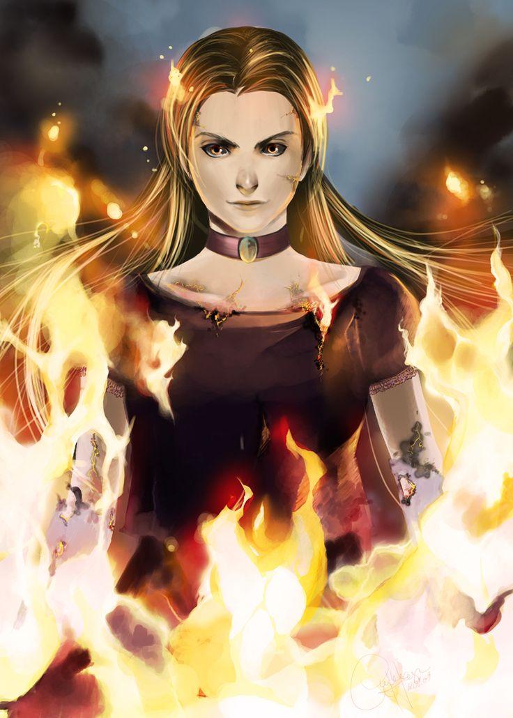 Alexia Ashford [Resident Evil]
