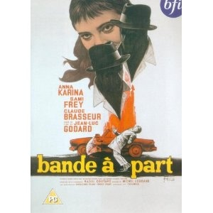 Bande A Part [1964] directed by Jean-Luc Godard,