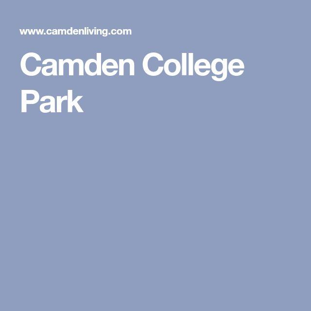Camden College Park