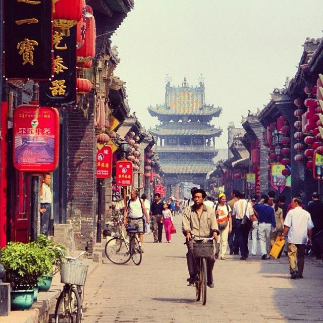 Instagram photo of the week: Pingyao, China by @learntotravel #MeetTheWorld