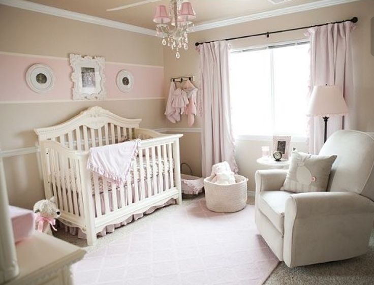 I found the perfect nursery.
