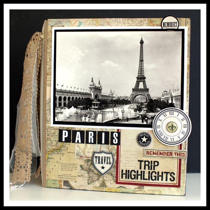 110 best teresa collins images on pinterest teresa - Boutique scrapbooking paris ...