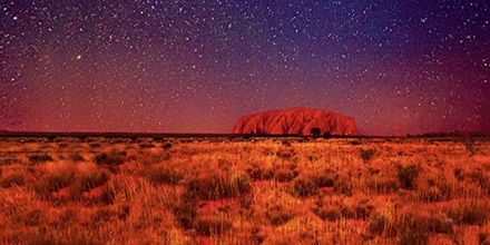 Sounds of Silence Ayers Rock tour and meal under the stars