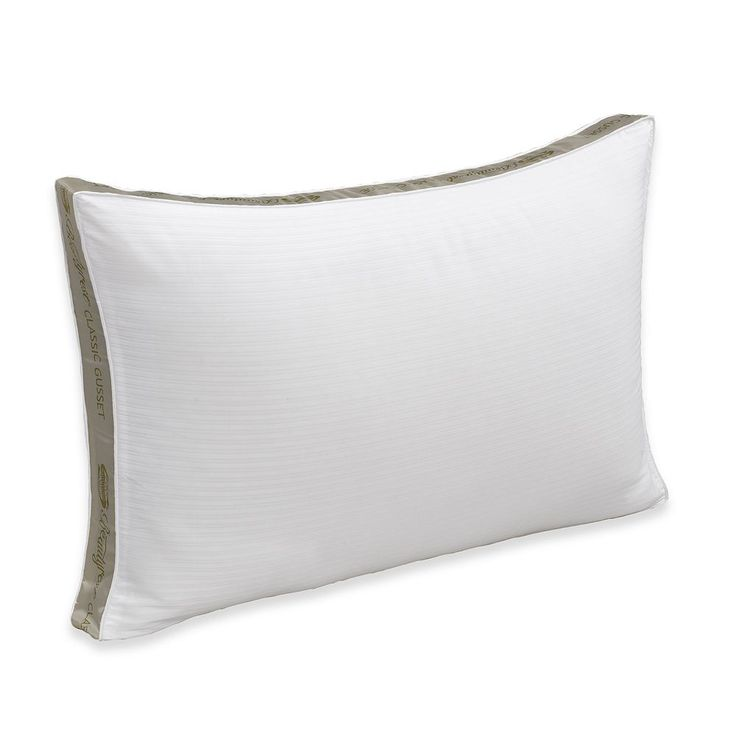 Beautyrest 2-pk. 300-Thread Count Striped Extra Firm Pillows, White