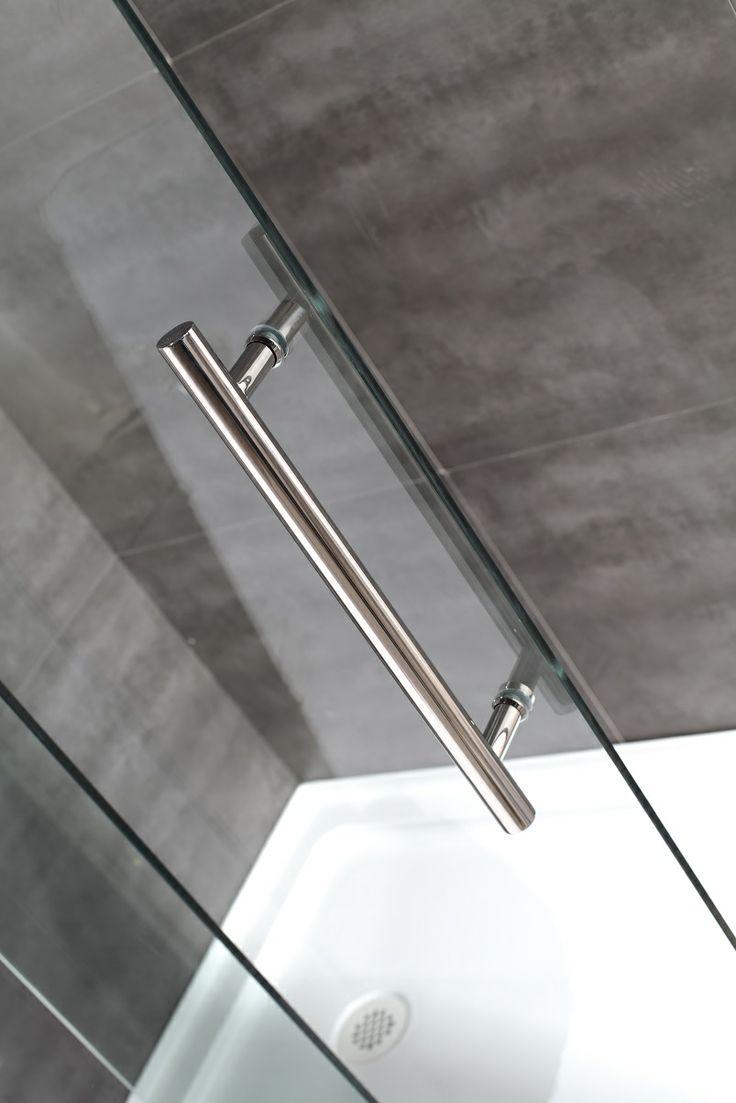 Best 10 shower door hardware ideas on pinterest glass for Bathroom sliding door handles