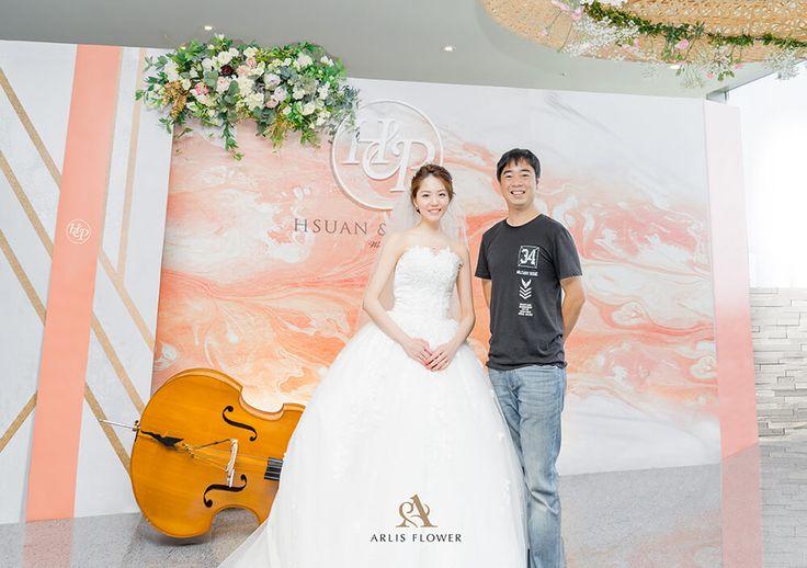 【台北婚佈】Hsuan&Pei Ru 松山意舍Qup原木燒烤餐廳