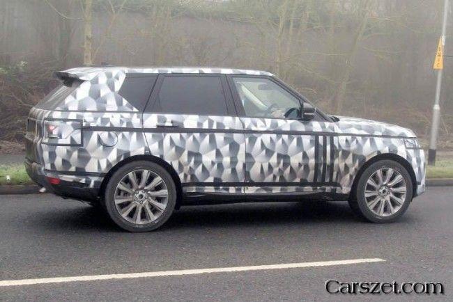 The new Range Rover Sport – spy shots