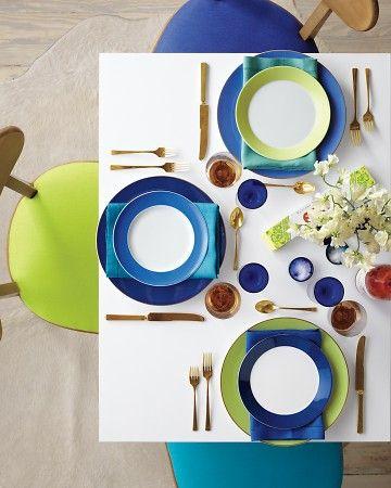 Querido, mudei a casa!: Combinações de cores.: