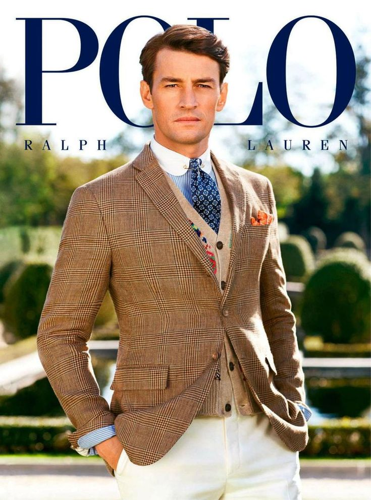 Polo Ralph Lauren - Polo Ralph Lauren Spring 2013. Nice (minus the big fail on the patterned cardigan).