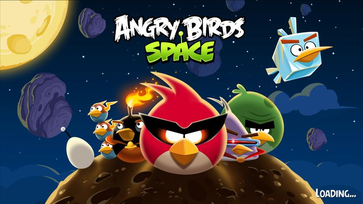 Angry birds full for PC - free download