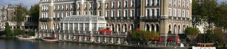 Amstel Amsterdam Luxury Hotel in Amsterdam, Netherlands