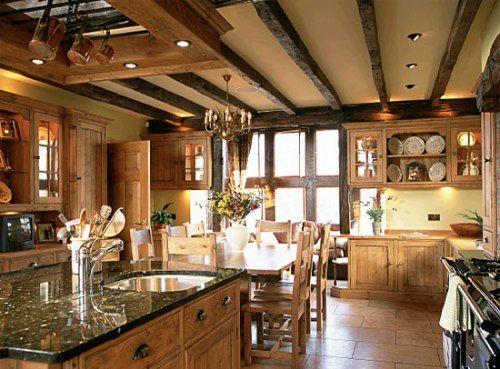 Old World Italian Interior Design