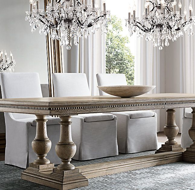 1000 Ideas About Extension Dining Table On Pinterest