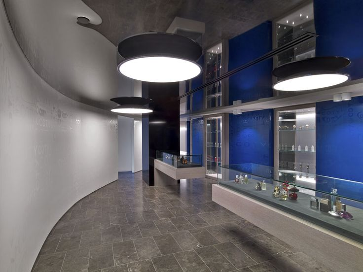 Stretch Ceiling Systems @ Coty, New York, NY