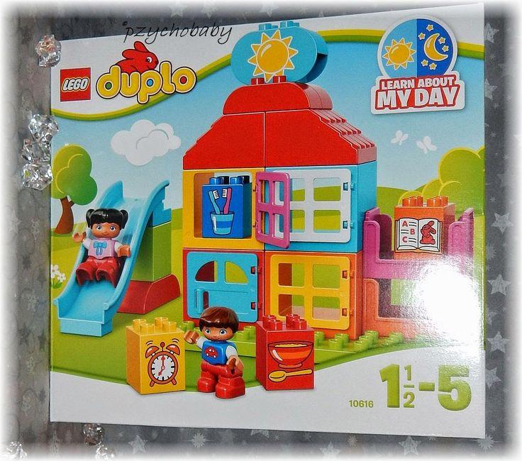 Pzycho Babys kleine Produkttest- und Beautyecke : Mein erstes Spielhaus von Lego von mytest