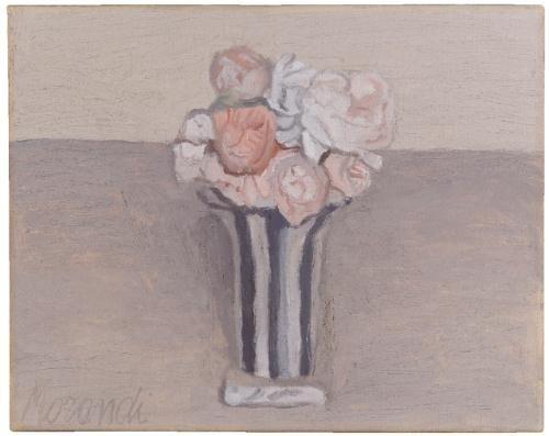 Flowers - Giorgio Morandi - WikiPaintings.org