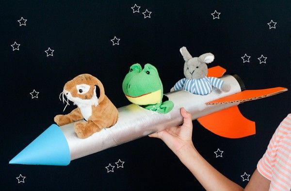 #tuto : une super idée de DIY avec un rouleau en carton par Hellobee (en anglais)