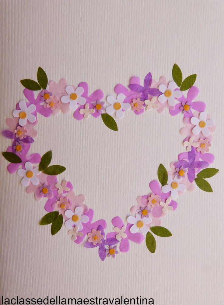 Le 25 migliori idee su bouquet di fiori di carta su for La classe della maestra valentina accoglienza