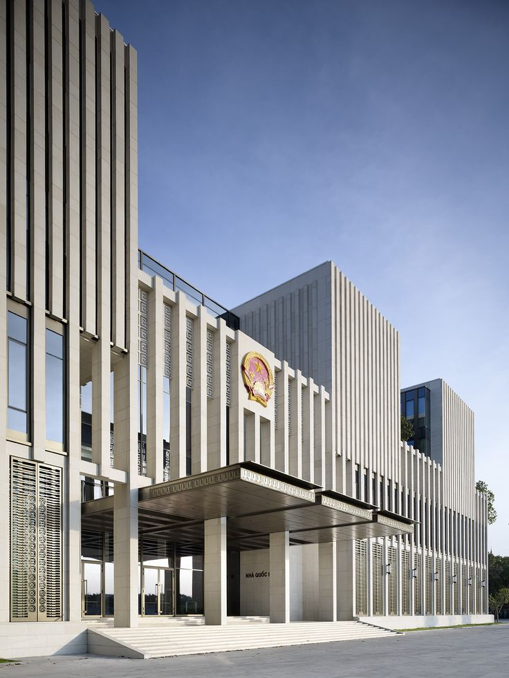 Gallery   Vietnamese National Assembly In Hanoi / Gmp Architekten   3