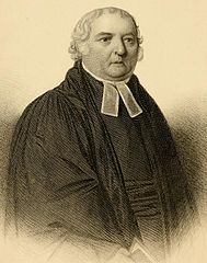 Today In Australian History - 10 March - The Reverend Samuel Marsden, who became known colloquially as the 'Flogging Parson', arrives in the New South Wales penal colony. Click on photo for more