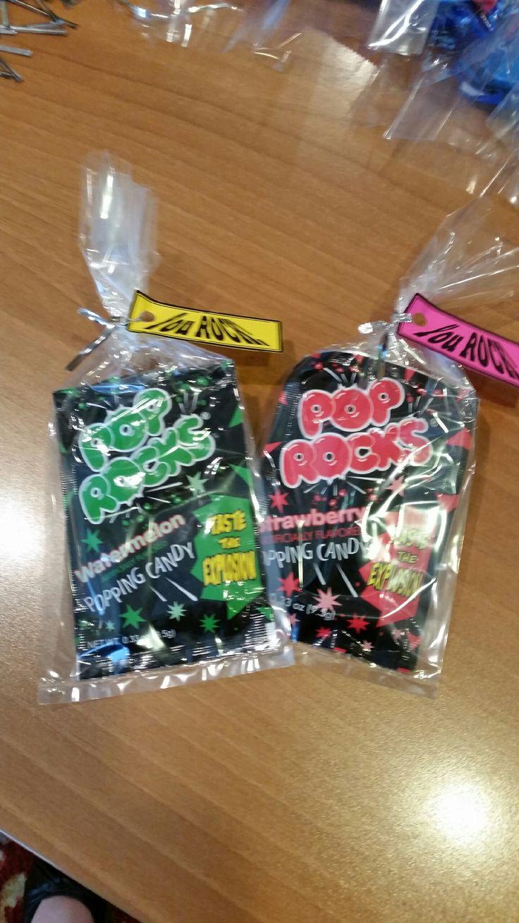 Pop Rocks Appreciation Candy   Employee Appreciation ...