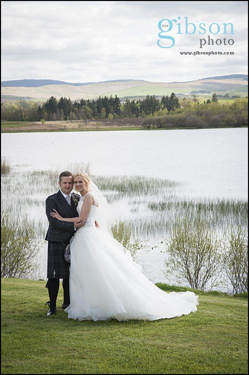 Wedding Scotland Lochside House Hotel