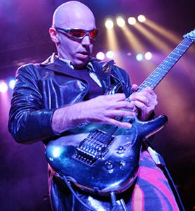 """MUSIC FANS and PROFESSIONAL MUSICIANS AGREE!! """"Ted: Your music reminds me of this wonderful musician, Joe Satriani - Flying In A Blue Dream (Satriani LIVE! Satriani LIVE! - 2006.' - Laura M., a Music Fan, from Delray Beach, Florida, USA HAVE YOU HEARD what you HAVEN'T LISTENED to YET? PLEASE CLICK THROUGH the GRAPHIC. Also, VISIT WWW.REVERBNATION.COM/TEDPALMER and add some Joe Satriani to your music collection!! Joe Satriani - Summer Song (Inset)."""