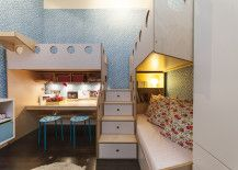 We all know that sharing means caring, but it can be hard to get your kids to feel the same way about co-habitating a bedroom. We recently stumbled upon a
