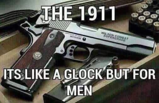 Colt 1911 pistol
