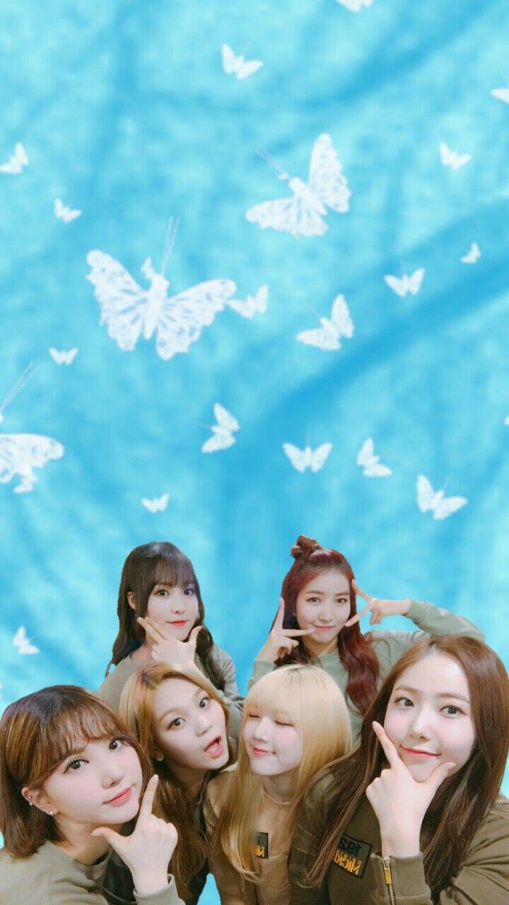 Gfriend Wallpaper Yuju Eunha Sowon Yerin Umji Sinb kpop