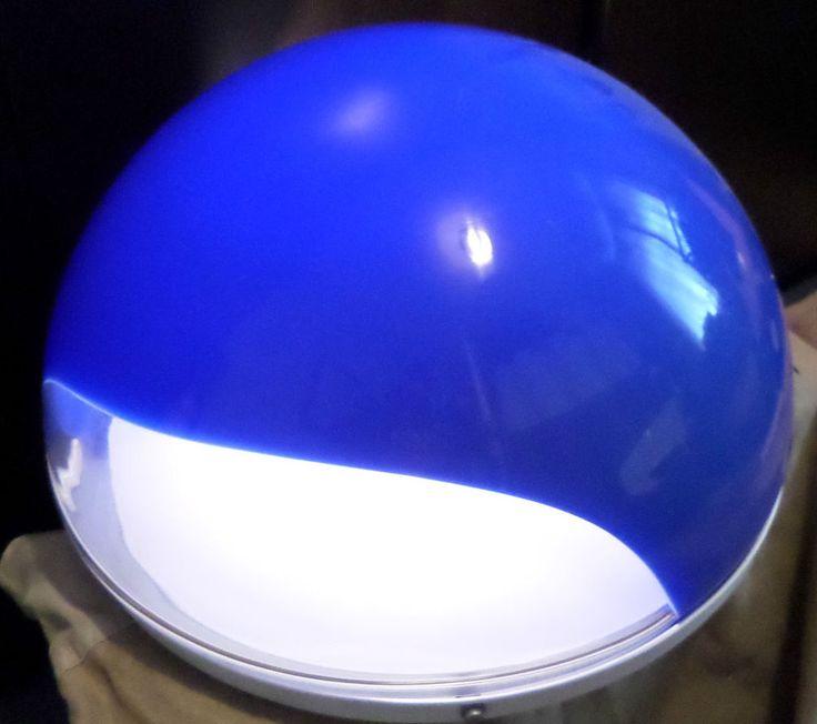 RARE Carlo Nason Mazzega MURANO GLASS Lamp Light Eames 1970´s  Style LP244 #Futuristicdomespacehelmetstyling #MazzegaMurano